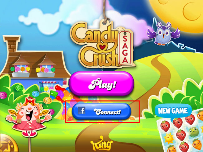 Candy-Crush-Saga-How-to-change-facebook-account-in-iOS-7-Step-4