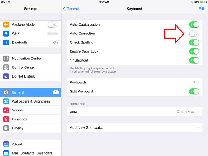How-to-turn-off-autocorrect-on-iOS-step-3