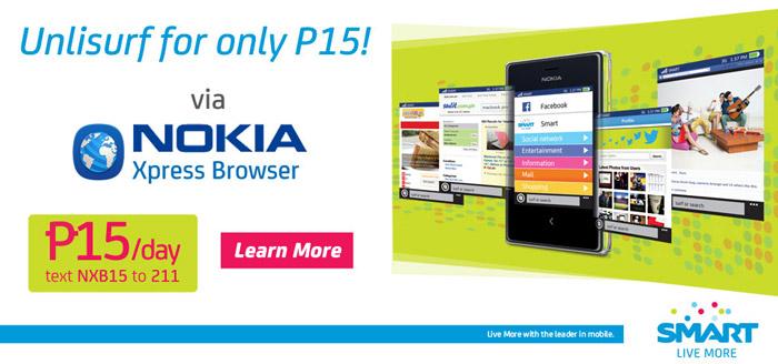 Nokia-Express-Browser