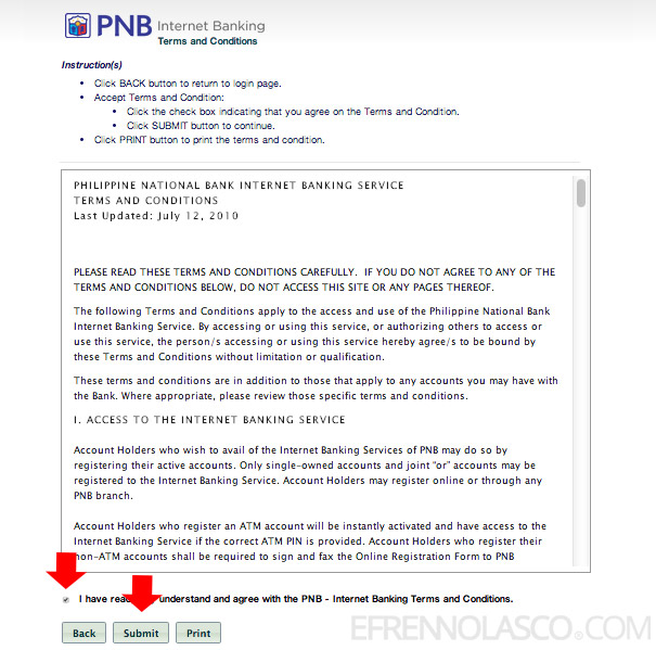how to enroll on pnb net banking step 2