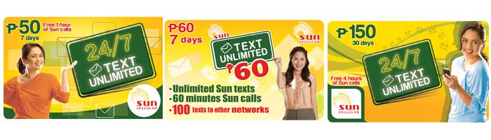 Sun Text Unlimited