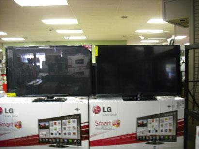 Plasma vs LED vs LCD