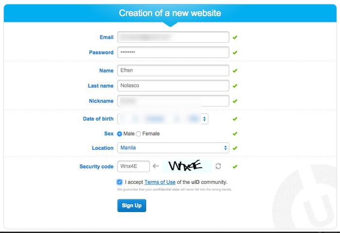 create-website-in-ucoz