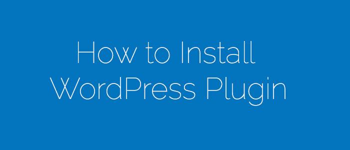 How-to-Install-WordPress-Plugin