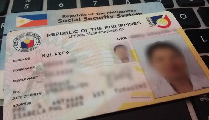 how to get SSS ID