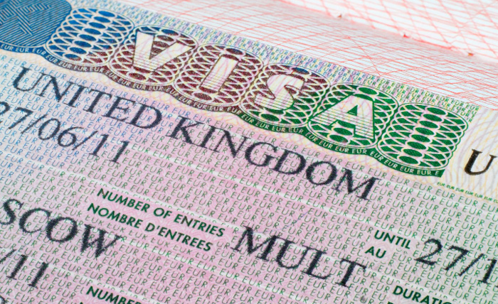 Visa Application in United Kingdom
