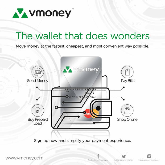 VMoney Benefits