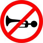 Do not use horn