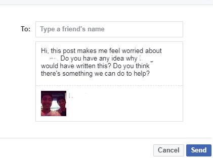 Message Friend