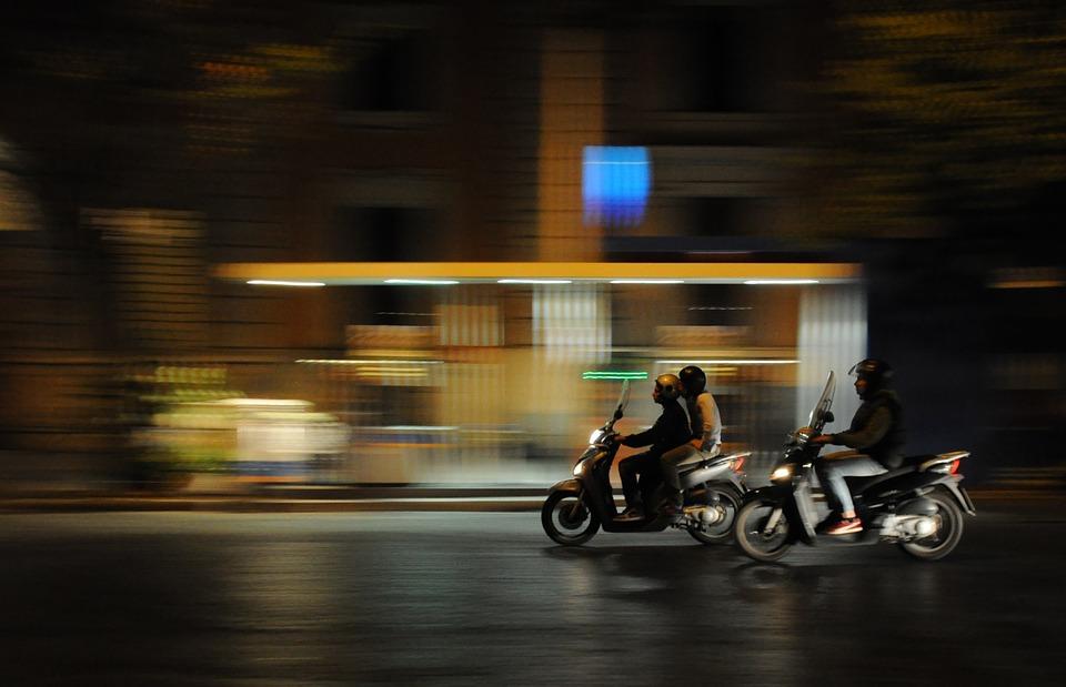 Night Vision - Driving