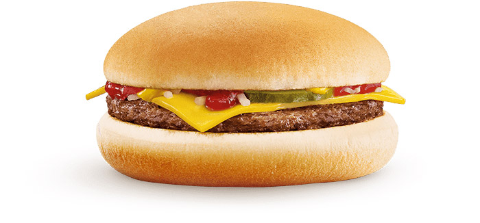 McDonald's Cheeseburger Hack