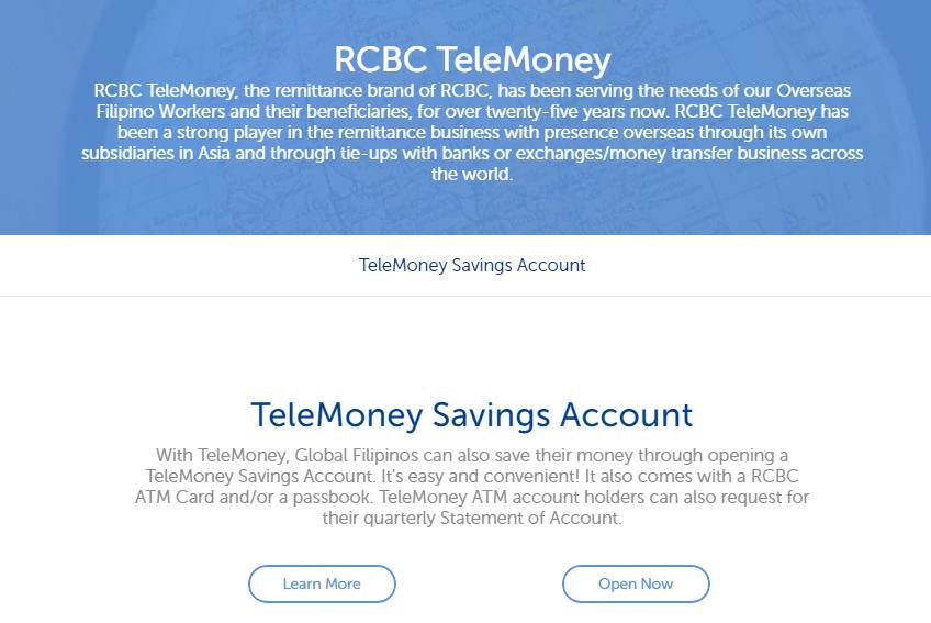 RCBC Telemoney