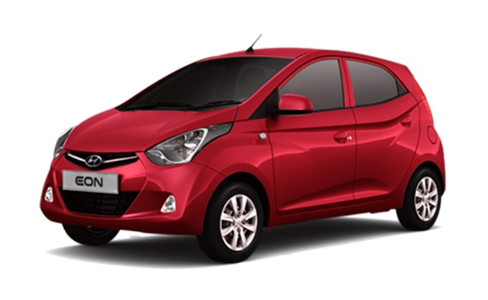 Hyundai Eon, one of the Cheapest Cars you can Buy in less than Php700K