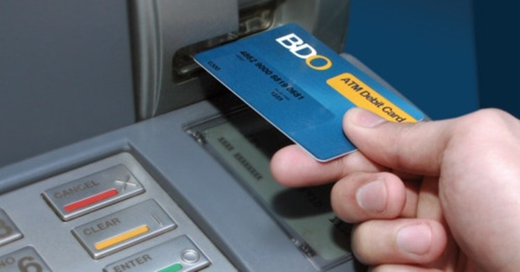 BDO ATM unauthorized withdrawal